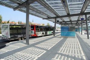 Busbahnhof Bad Neustadt