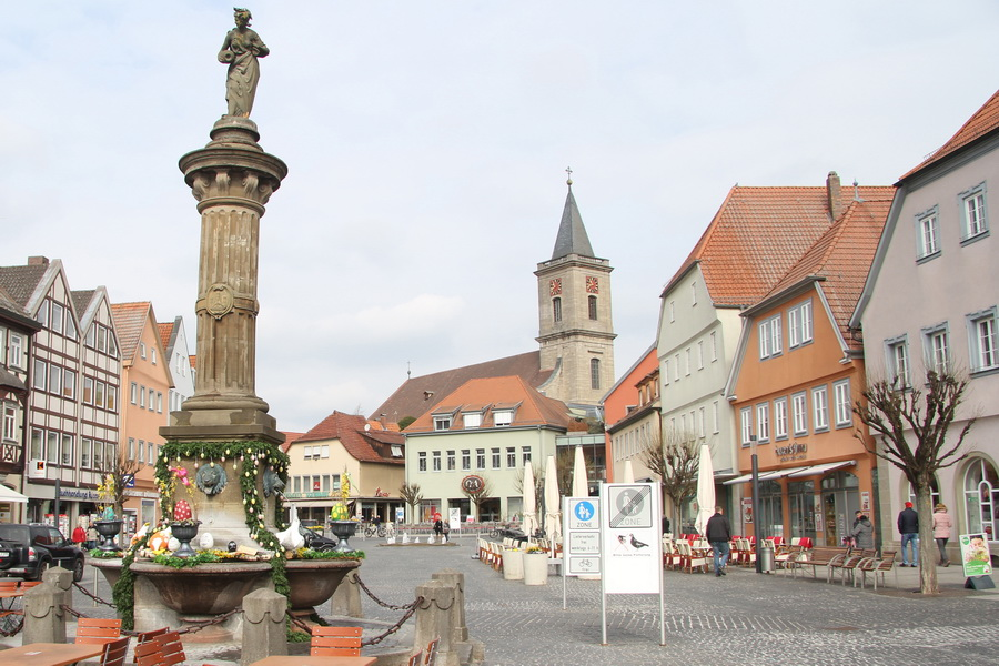 Stadtrundgang durch Bad Neustadt