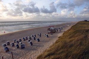 Strand bei Rantum